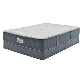 Marshall HB Twin XL Mattress w/Regular Foundation by Simmons Beautyrest Silver