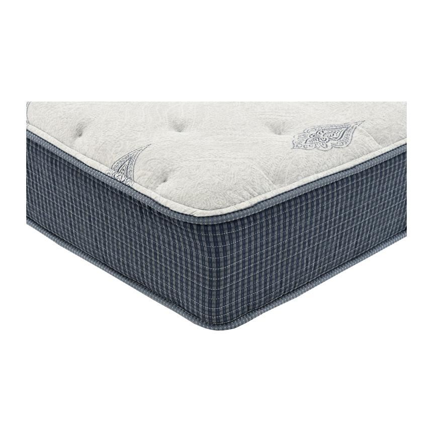 Bay Point Queen Mattress by Simmons Beautyrest Silver  alternate image, 2 of 4 images.