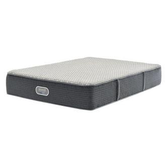 New London HB King Mattress by Simmons Beautyrest Silver