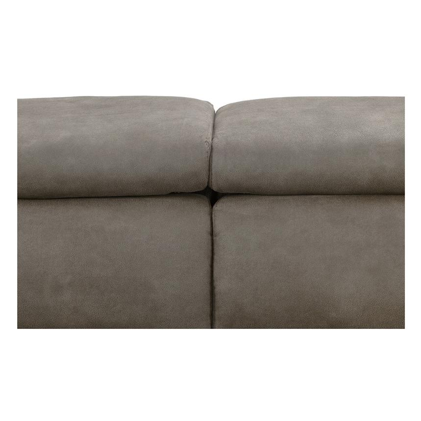 Piera Gray Power Motion Sofa  alternate image, 5 of 11 images.