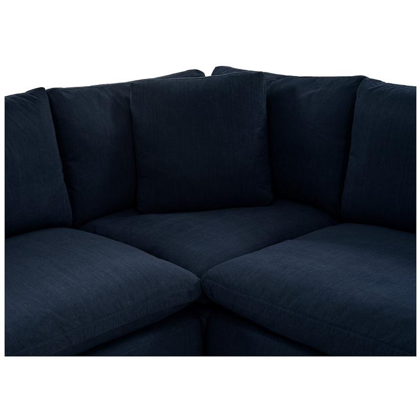 Nube Ii Blue Sofa El Dorado Furniture