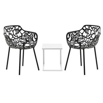 Rosie Black Chair El Dorado Furniture