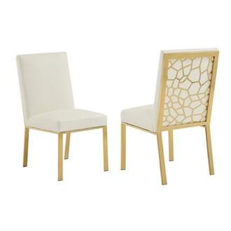 Wellington Gold Side Chair
