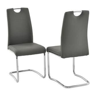 Lila Gray Side Chair
