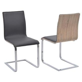 Solimar Gray Side Chair