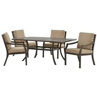 Manchester 5-Piece Patio Set
