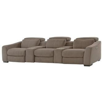 Jameson Brown Home Theater Seating