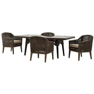Fortuna 5-Piece Patio Set