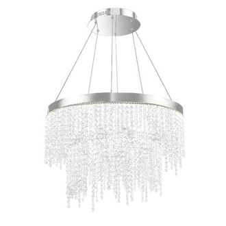 Crystalline Ceiling Lamp