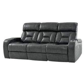 Gio Power Motion Leather Sofa
