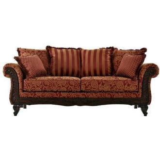 Ada Red Sofa