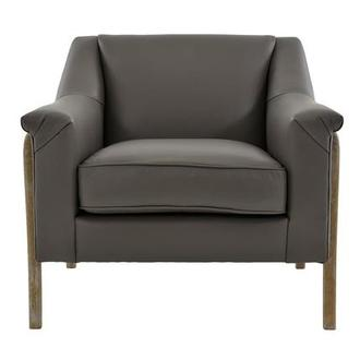 Etonnant Dana Leather Accent Chair