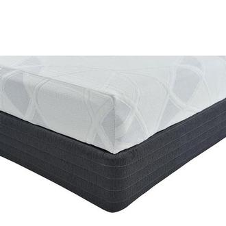 Denali King Memory Foam Mattress w/Low Foundation by Carlo Perazzi
