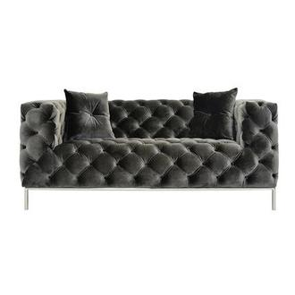 Crandon Gray Loveseat