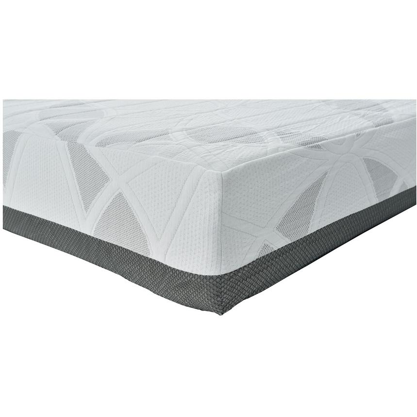 Etna Twin Memory Foam Mattress by Carlo Perazzi  alternate image, 2 of 4 images.