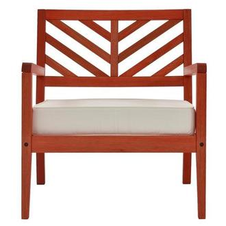 Nassau Red Chair Made in Brazil