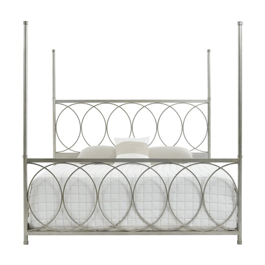 Rachael Ray's Cinema King Canopy Bed  alternate image, 4 of 10 images.