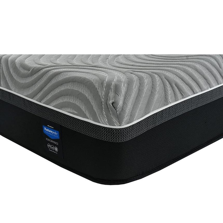 Kelburn Ii Queen Mattress By Sealy Posturepedic Hybrid Main Image 1 Of 6 Images