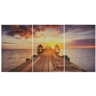 Coucher Set of 3 Acrylic Wall Art