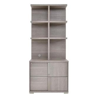 Tivo Lateral File Cabinet W/Hutch