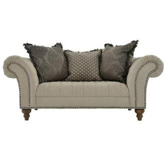 Laura Ivory Loveseat