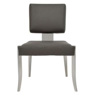 Tina Gray Side Chair