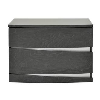 Brighton Gray Nightstand
