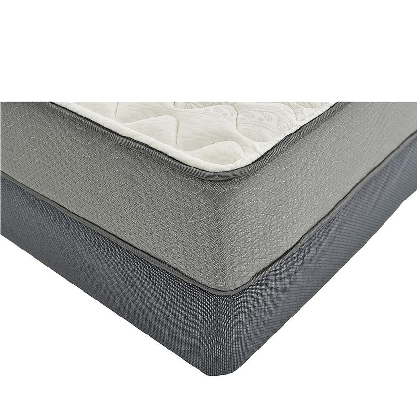 Emerald Queen Mattress w/Low Foundation Beautysleep by Simmons  main image, 1 of 4 images.