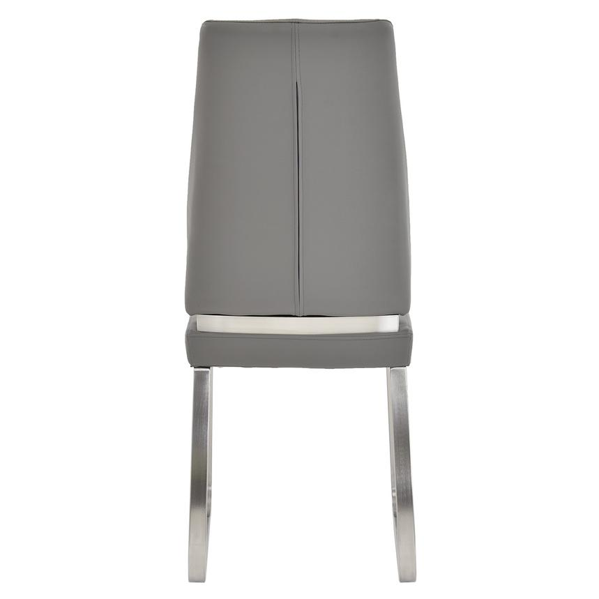 Karlo Gray Side Chair  alternate image, 4 of 7 images.