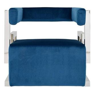 Versana Blue Accent Chair