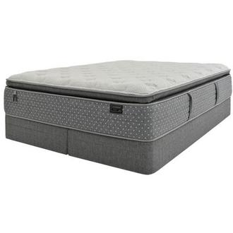 Karina iFlex King Mattress w/Regular Foundation by Carlo Perazzi