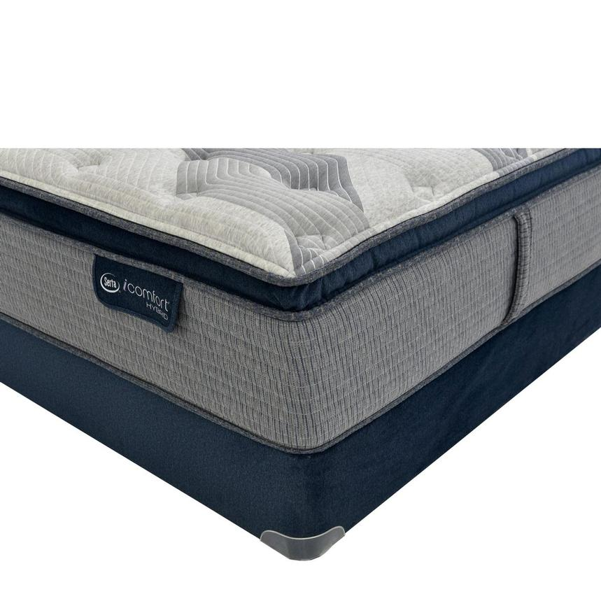 Fusion 300 PT King Mattress w/Low Foundation by Serta  main image, 1 of 5 images.