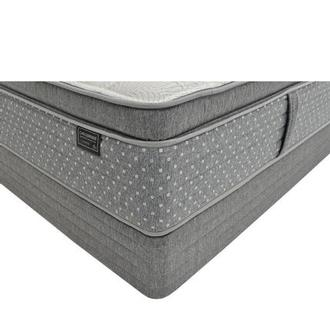 Livorno iFlex Twin XL Mattress w/Low Foundation by Carlo Perazzi