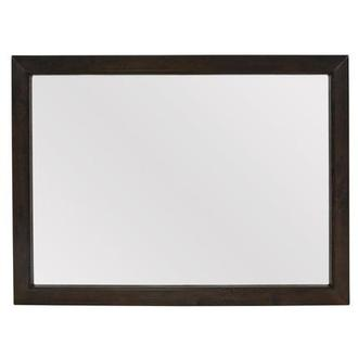Contour Brown Dresser Mirror