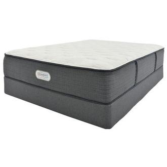 Beacon Hill TT Full Mattress w/Low Foundation by Simmons Beautyrest Platinum