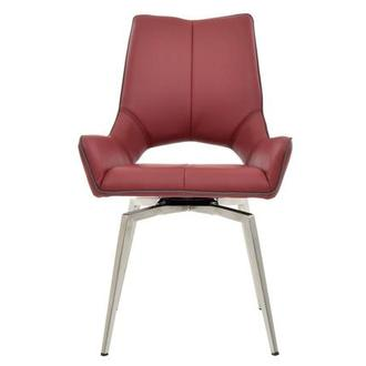 Kalia Red Side Chair