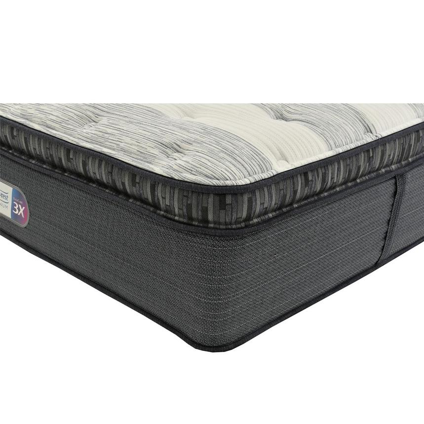 Clover Spring PT Queen Mattress by Simmons Beautyrest Platinum  main image, 1 of 5 images.