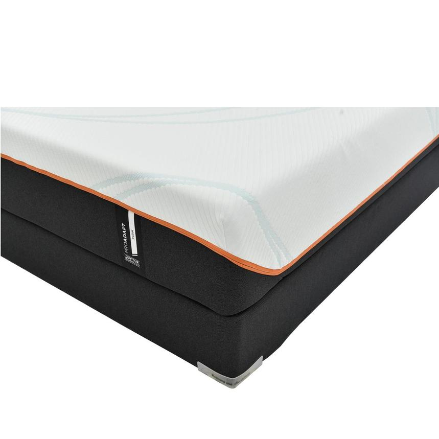 ProAdapt Firm Queen Memory Foam Mattress w/Low Foundation by Tempur-Pedic  main image, 1 of 5 images.