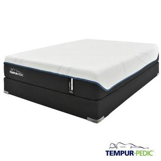 ProAdapt Soft Twin Memory Foam Mattress w/Regular Foundation by Tempur-Pedic