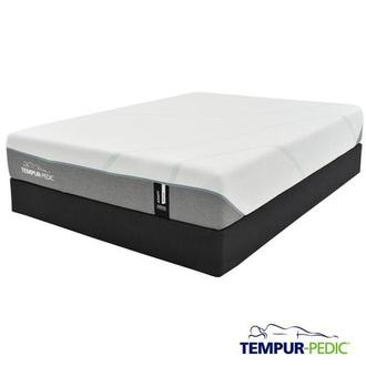 Adapt MF Twin Memory Foam Mattress w/Regular Foundation by Tempur-Pedic