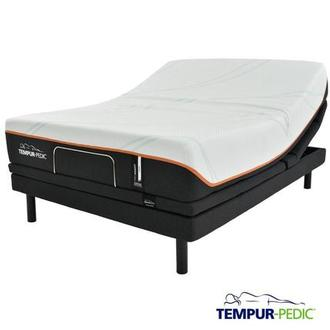 ProAdapt Firm Twin XL Memory Foam Mattress w/Ergo® Extend Powered Base by Tempur-Pedic