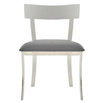 Angelica Gray Side Chair