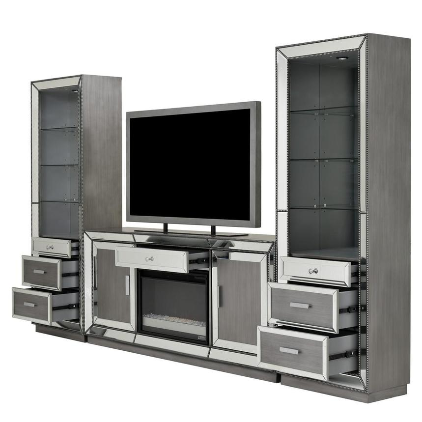 Galena Wall Unit El Dorado Furniture