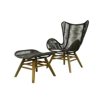 Two Oceans Chair & Ottoman