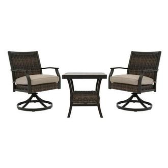 Trenton 3-Piece Patio Set
