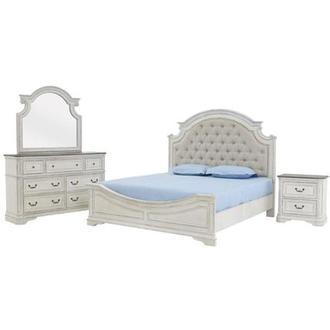 Stevenson Manor 4-Piece Queen Bedroom Set