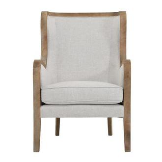 Scarlett Blue Accent Chair