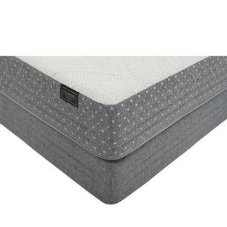 Messina HB Full Mattress w/Low Foundation by Carlo Perazzi