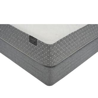 Salermo HB King Mattress w/Low Foundation by Carlo Perazzi