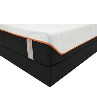 Luxe-Adapt Firm Queen Mattress w/Low Foundation by Tempur-Pedic